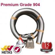 "6m x 7"" 904 Premium Grade Chimney Relining Pack"