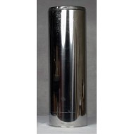 "Reflex 6"" Class 1 Insulated Flue Pipe (Adjustable 280mm-480mm)"