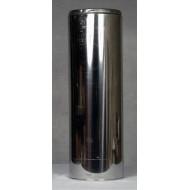 "Reflex 6"" Class 1 Insulated Flue Pipe (Adjustable 280mm-480mm)"